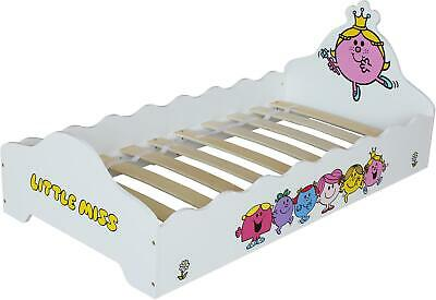 Kiddi Style LITTLE MISS KIDS BED Wooden Toddler Child Junior Bed BN