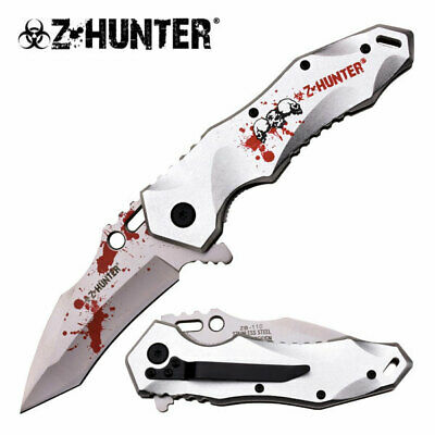 Z Hunter Folding Knife