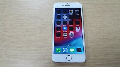 FAULTY Apple iPhone 7 A1778 32GB silver unlocked, VARIOUS ERRORS - FOR PARTS