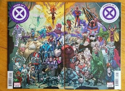 House Of X + Powers Of X #6 Garron Connecting Variant Set