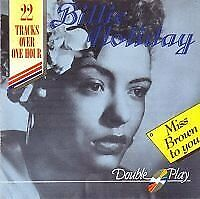 Billy Holliday - Miss Brown to You, Billy Holliday, Used; Acceptable CD