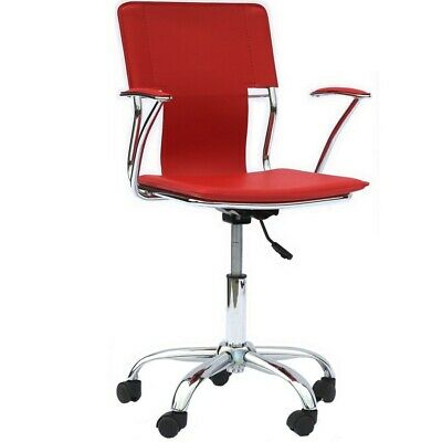 Modway Furniture Studio Office Chair, Red - EEI-198-RED