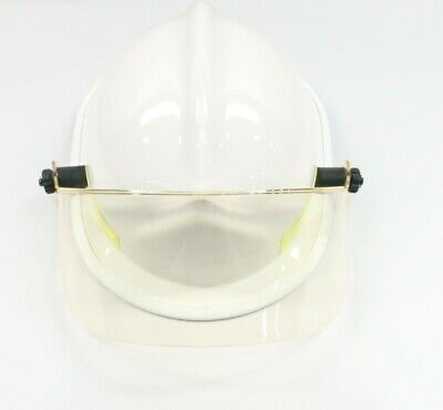 Cairns&brother N660C White Globe Fire Helmet