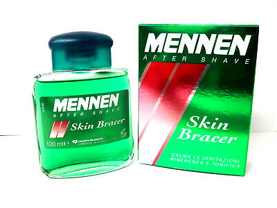 MENNEN SKIN BRACER 2 x 100ml AFTER SHAVE