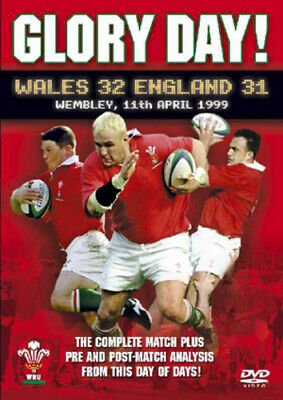 Glory Day: Wales v England DVD (2007) Graham Henry cert E FREE Shipping, Save £s
