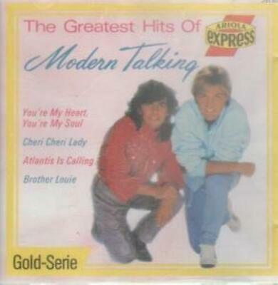 Modern Talking : Greatest Hits CD Value Guaranteed from eBay's biggest seller!