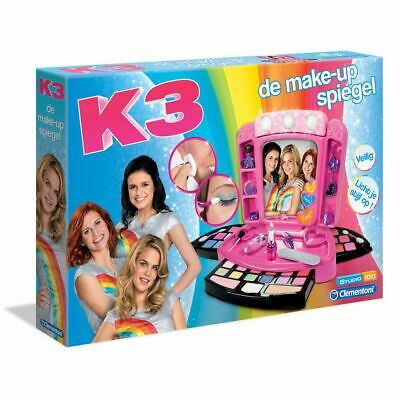 Clementoni K3 Make-Up Spiegel + Make-Up