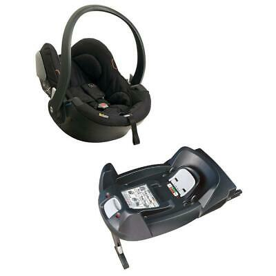 BeSafe iZi GO X1 ISOFIX Package (Black Cab) From Birth  - SALE! was £359.98
