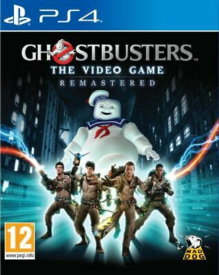 Ghostbusters The Video Game Remastered (PS4)  NEW AND SEALED - QUICK DISPATCH