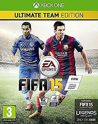 FIFA 15 Ultimate Team Edition (Xbox One), , Used; Good Game