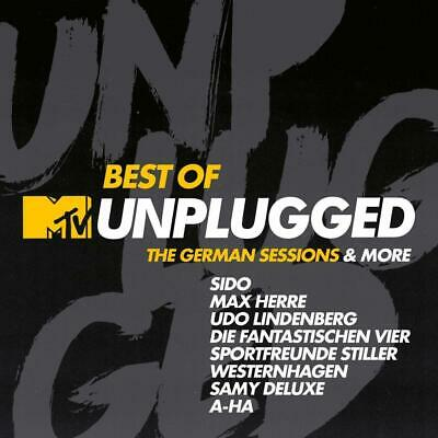 Best Of MTV Unplugged - The German Sessions & More Various Audio-CD 2018