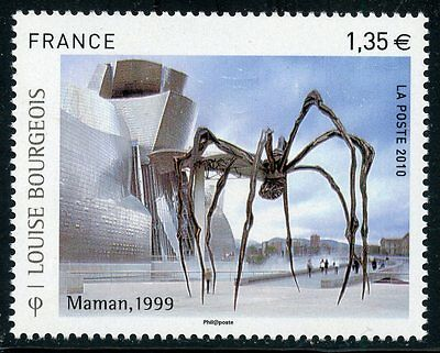 Stamp / Timbre De France  N° 4492 ** Art / Tableau / Louise Bourgeois