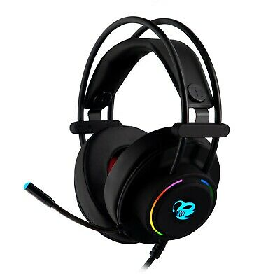 NUEVO: auriculares gaming DeepLighting para PC, PS4, Xbox One. Con micro y LED