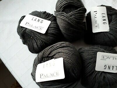 ROST - 50 g // ca 100 m Wolle TOURING von LANG YARNS 0087