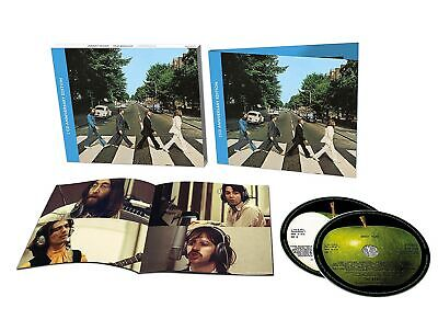 The Beatles Abbey Road 50th Anniversary Deluxe Edition 2CD New 2019