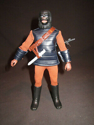 Mego Planet of the Apes General Ursus Action Figure (Type 1, Complete)