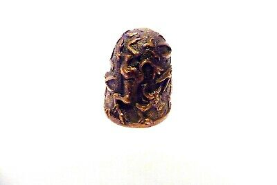 """Thimble Guild 12/96 Bronze By Boema Gallery Prague """"Medieval Imaginations"""""""