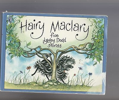 Hairy Maclary - Five Lynley Dodd Stories - Caterwaul/Rumpus/Bone/Scattercat/