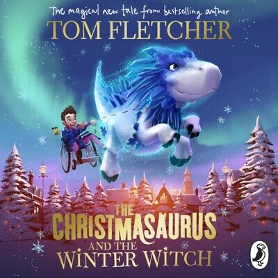 CHRISTMASAURUS & THE WINTER WITCH CD, Fletcher, Tom