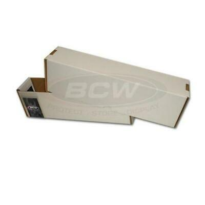 BCW SUPER VAULT CORRUGATED CARDBOARD STORAGE BOX for Graded Cards (PSA BECKETT)