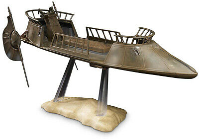 Star Wars The Vintage Collection Jabbas Tatooine Skiff Collectible Vehicle Toy