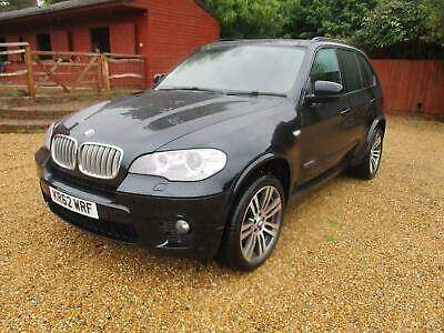 BMW X5 3.0TD 4X4 xDrive40d M Sport DEMO + 2 OWNERS FROM NEW FULL SERVICE HISTORY