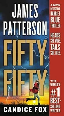 NEW - Fifty Fifty (Harriet Blue) by Patterson, James; Fox, Candice