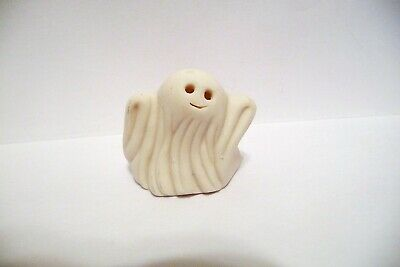 Thimble Bisque Figural Of A Ghost