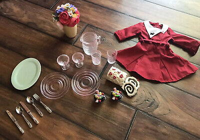 American Girl Doll Kit Kitridge Birthday Clothes and Accessories