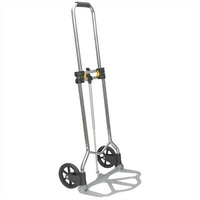 Vogue Foldable Hand Truck Transport Box Hand Cart Luggage Cart Transport