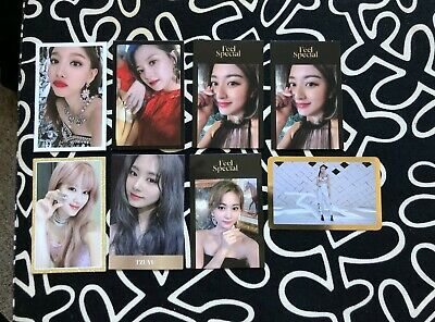 TWICE 8th Mini Album Feel Special Official Photocards