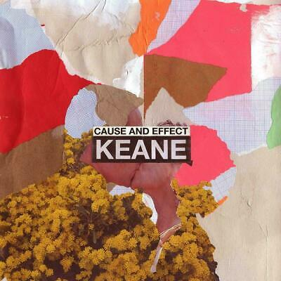 Cause and Effect, Keane, Audio CD, New, FREE & FAST Delivery