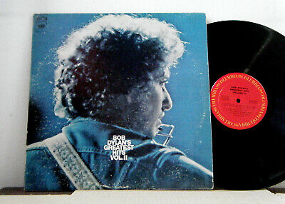 BOB DYLAN Dbl  LP Greatest Hits Vol.2  1971   Columbia