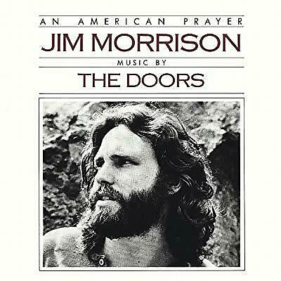 An American Prayer, Morrison, Jim & The Doors, Used; Acceptable CD