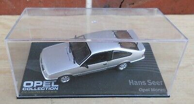 Altes OPEL Monza  Modell in Modellbox