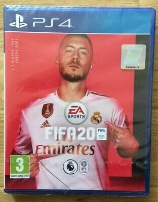 fifa 20 (ps4) New Sealed Free Post
