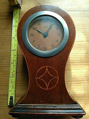 Old Nex Balloon Clock Spares Or Repair