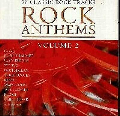 Rock Anthems 2, Various, Used; Good CD