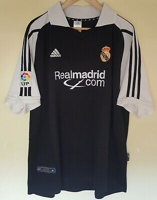 Maillot Real Madrid Zidane Taille L Camiseta Adidas Away