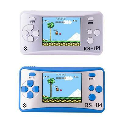 """2.5"""" Portable Handheld Game Console Gaming Player Birthday Gift for Kids Built i"""