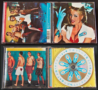 Blink 182 ~ Enema Of The State ~ MCA Records 1999 CD ~ EUC