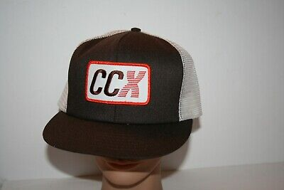 Vintage Trucker Hat Snapback Hat Baseball Cap Southeastern Freight Lines Trucking Shipping Hauling Made In USA Script