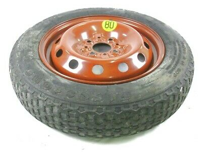 Spare Wheel Firestone Tyre Lancia Y 1.2 44KW 3P B 5M (1996) Replacement