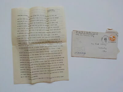 WWII Letter 1945 Adolf Hitler Days Are Drawing To A Close Rapidly WW II VTG WW2