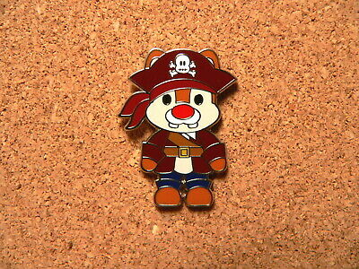 Dale Disney Pin - Pirates of the Caribbean - Cute Characters