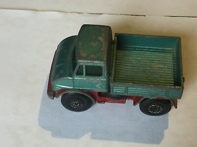 Matchbox : Unimog , Superfast Serie , 19?? , Lesney , England