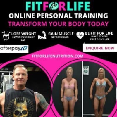 Fit For Life Online Coaching initial consultation