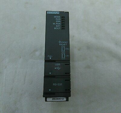 ONE Used Mitsubishi Q series PLC module Q173CPUN Tested It In Good Condition