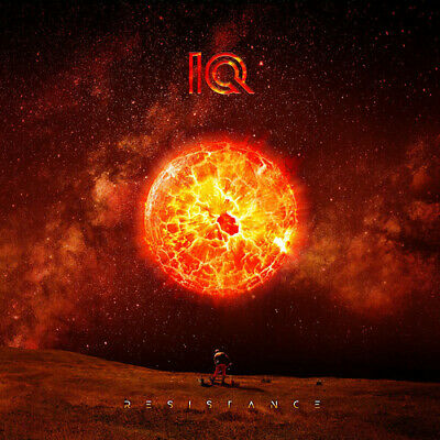 IQ : Resistance CD 2 discs (2019) ***NEW*** Incredible Value and Free Shipping!