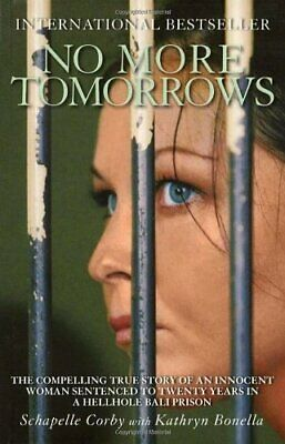 No More Tomorrows by Corby  New 9781845963866 Fast Free Shipping--